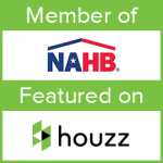 Houzz button