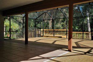 Deck and Screen Enclosure
